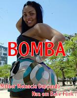 BOMBA ! - Mulher Melancia Dançando Nua em Baile Funk