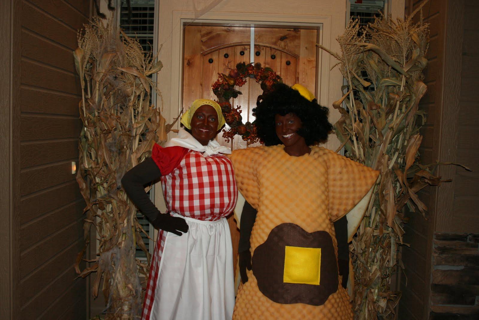 Aunt jemima costume