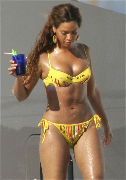 Really Hot Photos: Sexy Beyonce Knowles Pictures