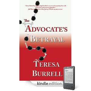 "Kindle Nation Daily Free Book Alert, Friday, December 24: The Crossroads Cafe, a free pre-order of Carved in Bone and 200+ more, plus … The Advocate's Betrayal by Teresa Burrell (Today's Sponsor): ""Every now and then, that horror gets personal."""