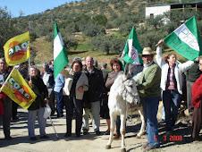 Solidarios en Alaja Prieta