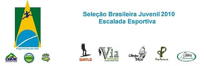 Seleção Brasileira Juvenil de Escalada Esportiva