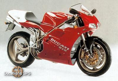 Ducati Bikes 999