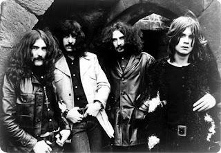 Black Sabbath - Número 1 en rl Top 25 mejores bandas de Heavy Metal