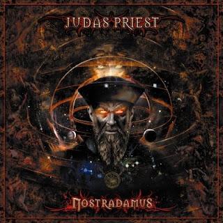Nostradamus, el nuevo trabajo de Judas Priest