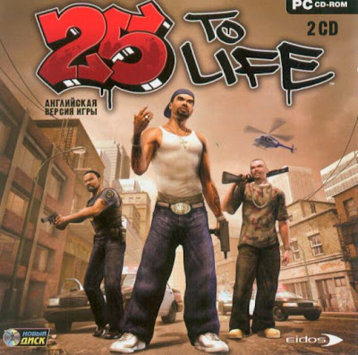 PC Game Download 25 To Life Full RIP img