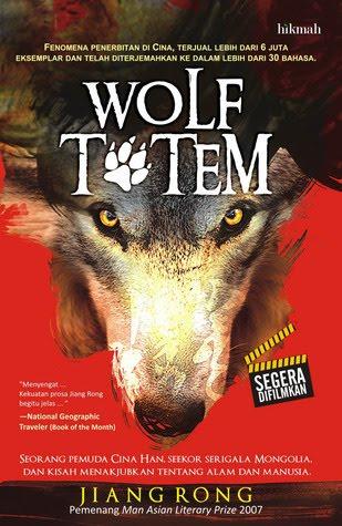 Wolf Totem Jiang Ronge