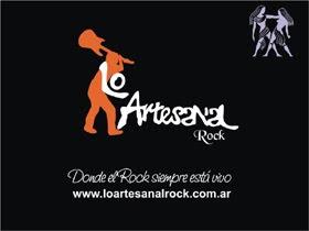 LO ARTESANAL DEL ROCK