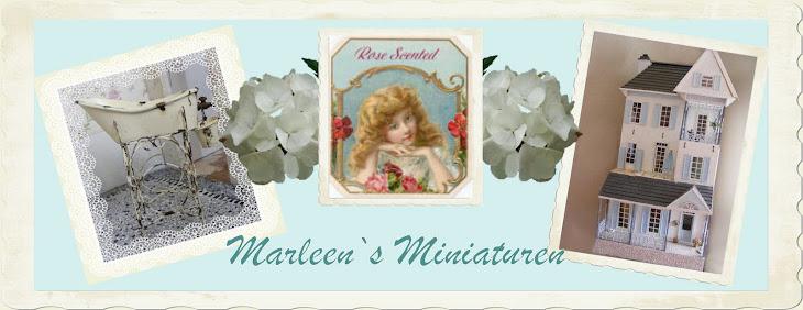 marleen's miniaturen