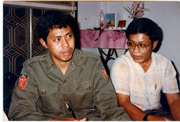 Ko Moethee and U Aung Khin