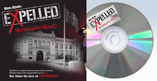 DVD do filme Expelled