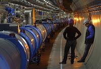 LHC ring anel