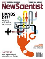 New Scientist 6 August 2008