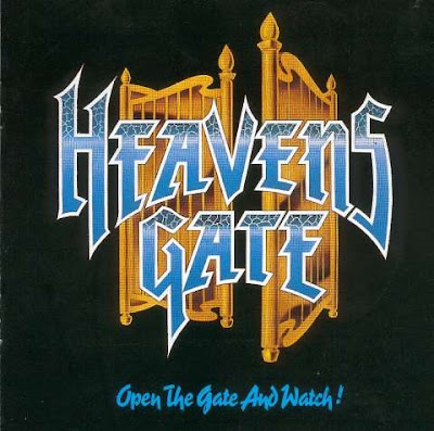 Heaven's Gate - Open the Gate and Watch (EP)