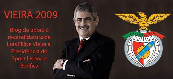 Primeiro o Benfica!