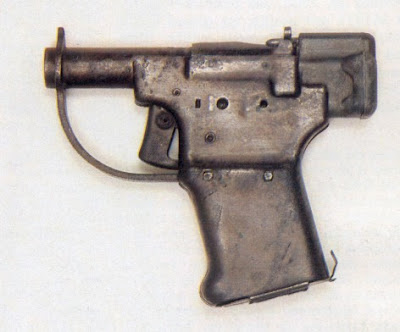 World's cheapest pistol - Liberator