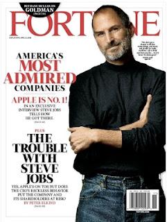 Biografi Steve Jobs, Kiprah Serta Karir Steve Jobs