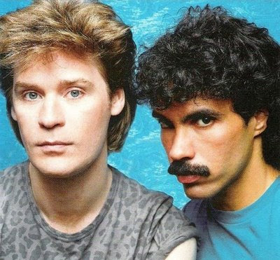Gimme Five: Hall and Oates
