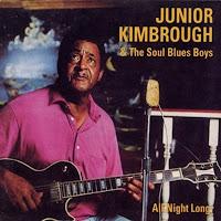 """Junior Kimbrough, """"All Night Long"""" (1992)"""