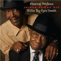 "One Track Mind: Pinetop Perkins, with Willie ""Big Eyes"" Smith, ""Grinding Man"" (2010)"
