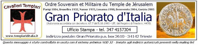 La pi antica organizzazione neotemplare