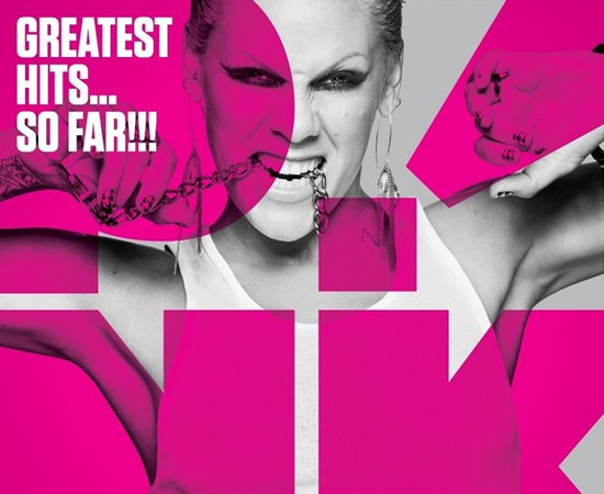 Greatest Hits So Far Pink. Greatest Hits So Far!