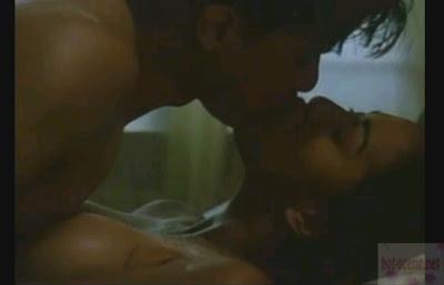 Ara Mina's sex scenes in Banatan (1999)