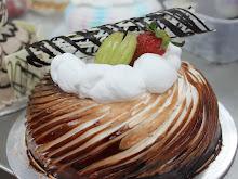 学生作品 - 台湾式蛋糕