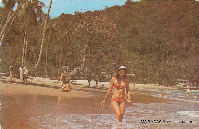 Maracas Beach is a beach on the island of Trinidad