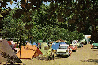 Tossa de Mar - Camping