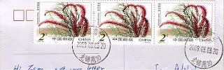 Briefmarken China