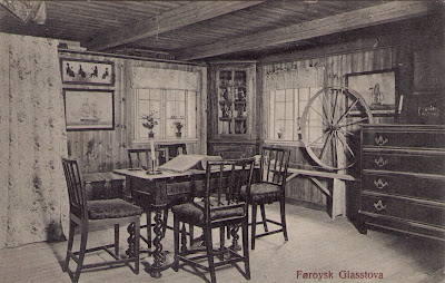 Faroese Glasstova