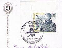 Grönland Briefmarken