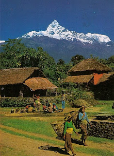 Kantipur Kathmandu Nepal