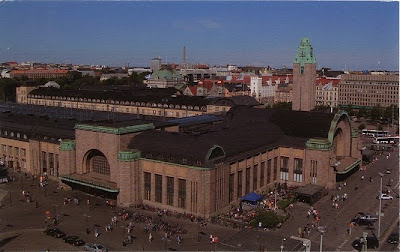 Rautatieasema - Helsinki