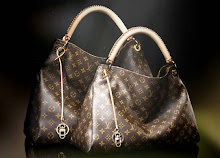 LV Monogram Canvas Artsy