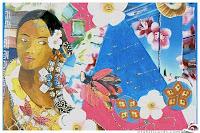 eCard Polynesie Artist Claire Cordier