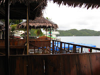 Palau Marine Club summerhouse