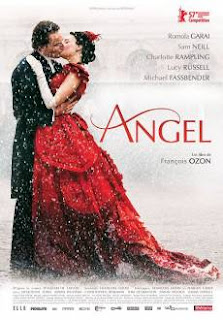 Angel (2007) sinema filmi poster