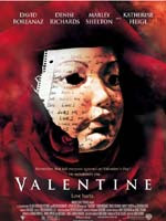 Ölümcül Bedel - Valentine - Sinema Filmi