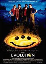 Evrim - Evolution (2001) sinema filmi