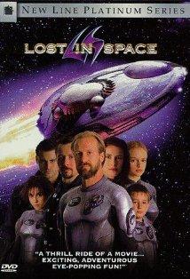 Uzayın Derinliklerinde - Lost in Space (1998)