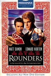 Tutku Ağı - Rounders (1998) Sinema Filmi