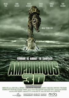Derindeki Yaratık – Amphibious 3D