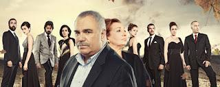 yaprak dökümü dizi Ali Rıza Bey Cevriye Hanım, Şevket, Leyla, Necla, Fikret, Ferhunde