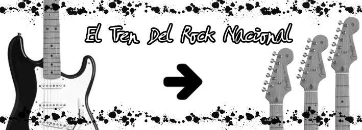 ♪ El tren del rock nacional