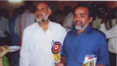 श्री ए. अरविंदाक्षन के साथ