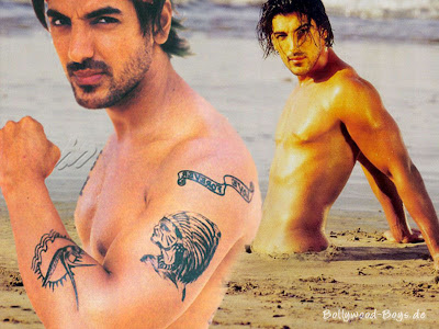 from Derek naked and nude image of john abraham