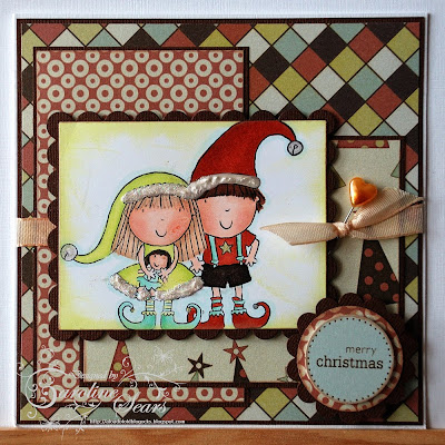 A Load of Old Blogocks!: Squiggle Stamps Blog Candy