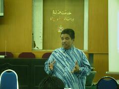 Ustaz Mohd Redzuan Bin Hj. Abd Wahab
